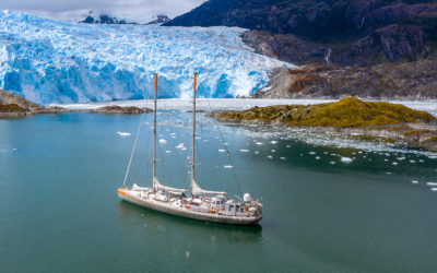 Expedición científica multinacional llega a Puerto Montt